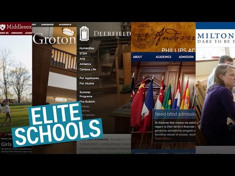 The 9 Most Elite Boarding Schools In America Of 2016