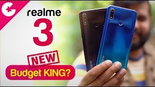 Realme 3 Hands On & First Impression - NEW Budget Segment Champ!!