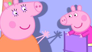 Peppa Pig Official Channel   Peppa Pig's Shadow