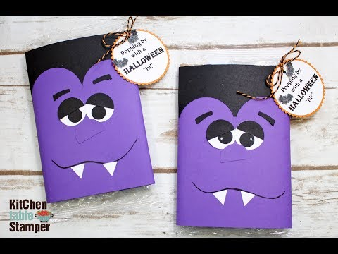 Stampin' Up! To Every Season Popping Count Popcorn Treat Tutorial with Kitchen Table Stamper