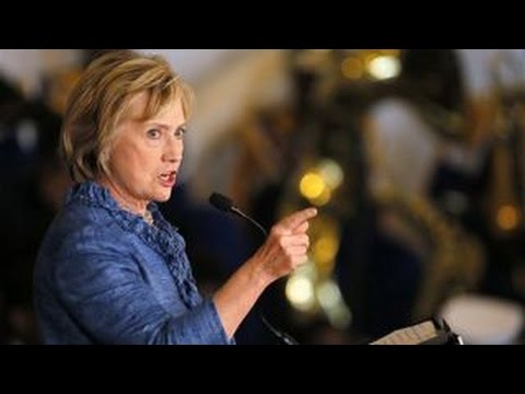 Hillary Clinton stresses her authentic,