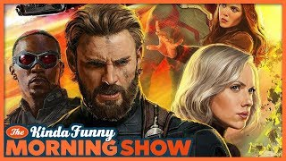 Will Infinity War be the Highest Grossing Movie of All Time? - The Kinda Funny Morning Show 05.02.18