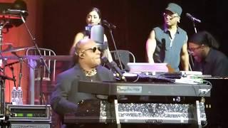 "Stevie Wonder - Live - "" Contusion "" INDY 2015"