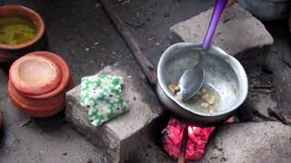 B-05|B-Series Kids Cottage||Recipe ||Rice ,Daal, with tiny||