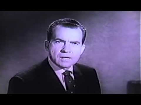 1960 U.S Elections - Nixon on Civil Rights