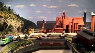 layout update 17 i m on a boat 5 14 11 lionel legacy mth dcs