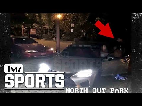 Jarvis Landry Dom. Violence Video Released, Shows NFL Star Pushed Baby Mama | TMZ Sports