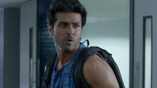 Repeat youtube video Harman Baweja's narrow escape - Dishkiyaoon