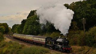 Great Central Railway - Autumn Steam Gala - 04/10/2014