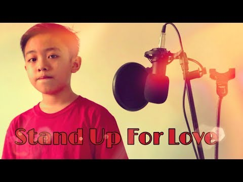 Stand Up For Love - Destiny Child Cover (Deven)