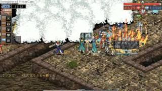 【GODIUS(ガディウス)】2011年度 最強ギルド決定戦 BLAST vs kuro 撮影者:ウィルダ