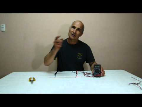 Como medir elevados amperajes (SHUNT casero) - How to measure high amperage (SHUNT home)
