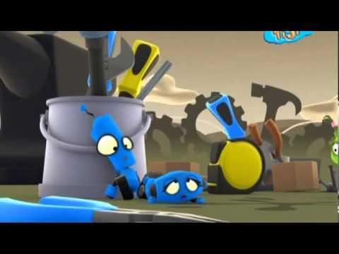 Робик робот мультфильм