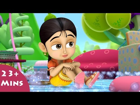 The Big Clean ✿ Bommi & Friends ✿ Chutti TV Serial | Tamil Short Moral Stories For Kids |3DAnimation