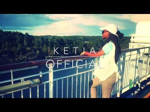 K E T I A Official - Il m'a aimé (Lyrics Video)