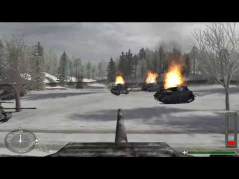 Call of Duty 1 - ''Oder River Country'' (Mission 22)