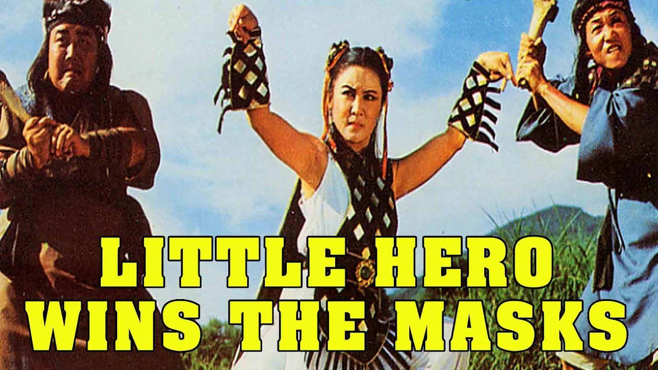 Wu Tang Collection - Little Hero Wins The Masks- ENGLISH Subtitled