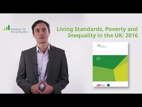 Living Standards, Poverty and Inequality in the UK: 2016