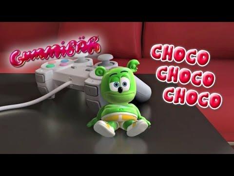 Choco Choco Choco - Gummibär The Gummy Bear