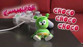 Choco Choco Choco - Gummibär The Gummy Bear(Choco Choco Choco music video by Gummibär aka Osito Gominola, Ursinho Gummy, Gumimaci, Funny Bear, The Gummy Bear, etc. http://www.gummibar.net ..., 2008-04-08T15:34:33.000Z)