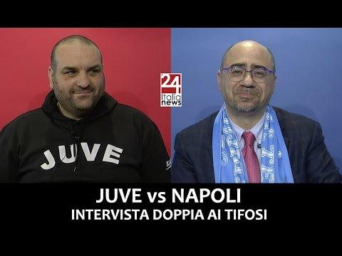 Intervista Doppia - Juve vs Napoli - Italianews24.net