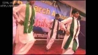 Ya rab dil e Muslim ko school dance