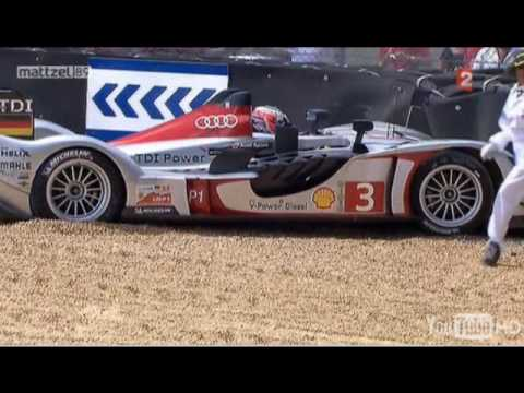 Audi R15 TDI wins 2010 24 hours