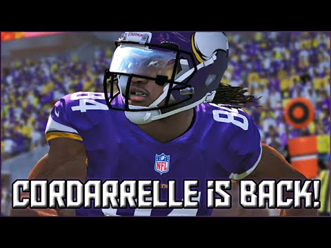 Madden 15 Ultimate Team - H2H Seasons w/ Cordarrelle Patterson!