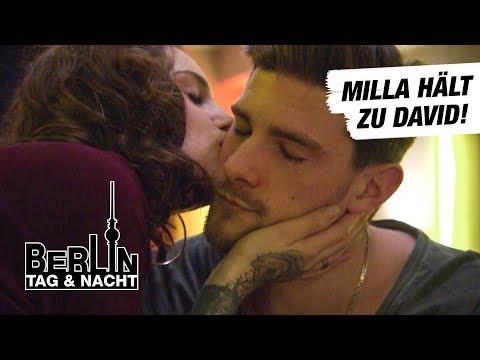 Berlin - Tag & Nacht - Milla hält zu David! #1664 - RTL II