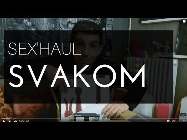 SVAKOM HAUL : La gamme de sextoys vibrants SVAKOM (pour hommes, femmes & couples)