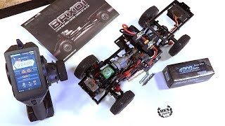 Building the Premium Toyota LC70 Land Cruiser BRX01 Boom Racing Truck   Video 4 | RC ADVENTURES