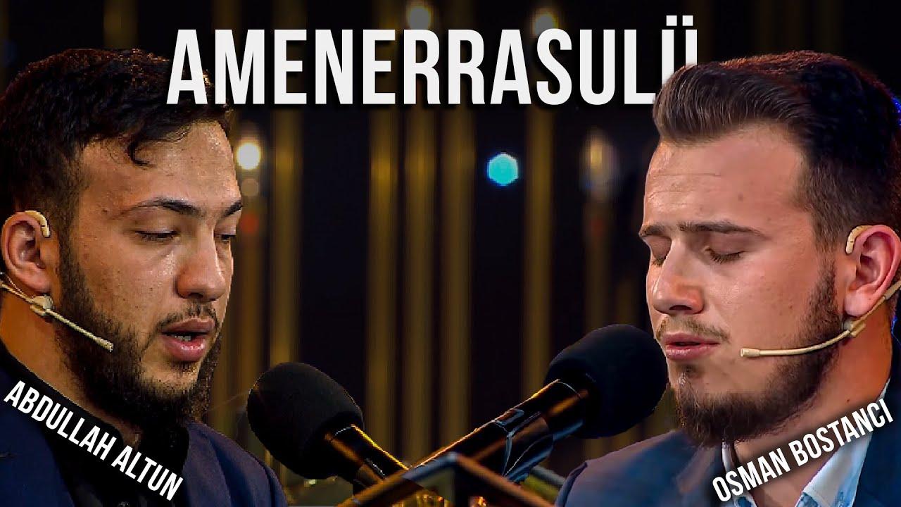 Amenerrasulü Tecvitli - Ok Takipli