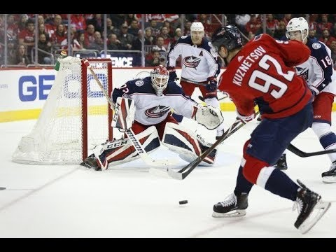 Top NHL Pick Columbus Blue Jackets vs Washington Capitals Stanley Cup Playoffs 4/12/18 Hockey