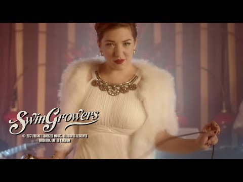 Swingrowers - That's Right! - ( Official ELECTRO SWING video ) (upbeat jive rockabilly)