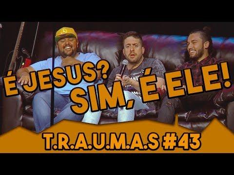 T.R.A.U.M.A.S. #43 - ENCONTREI JESUS (Orlando, Florida)