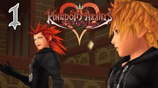 Kingdom Hearts 358/2 Days - Part 1: Days 7-8
