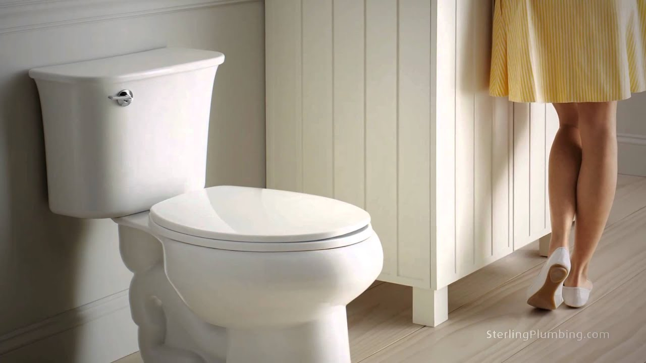 Sterling Plumbing Toilets ProForce Technology