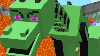 Why aren't there MORE Minecraft Dragons?