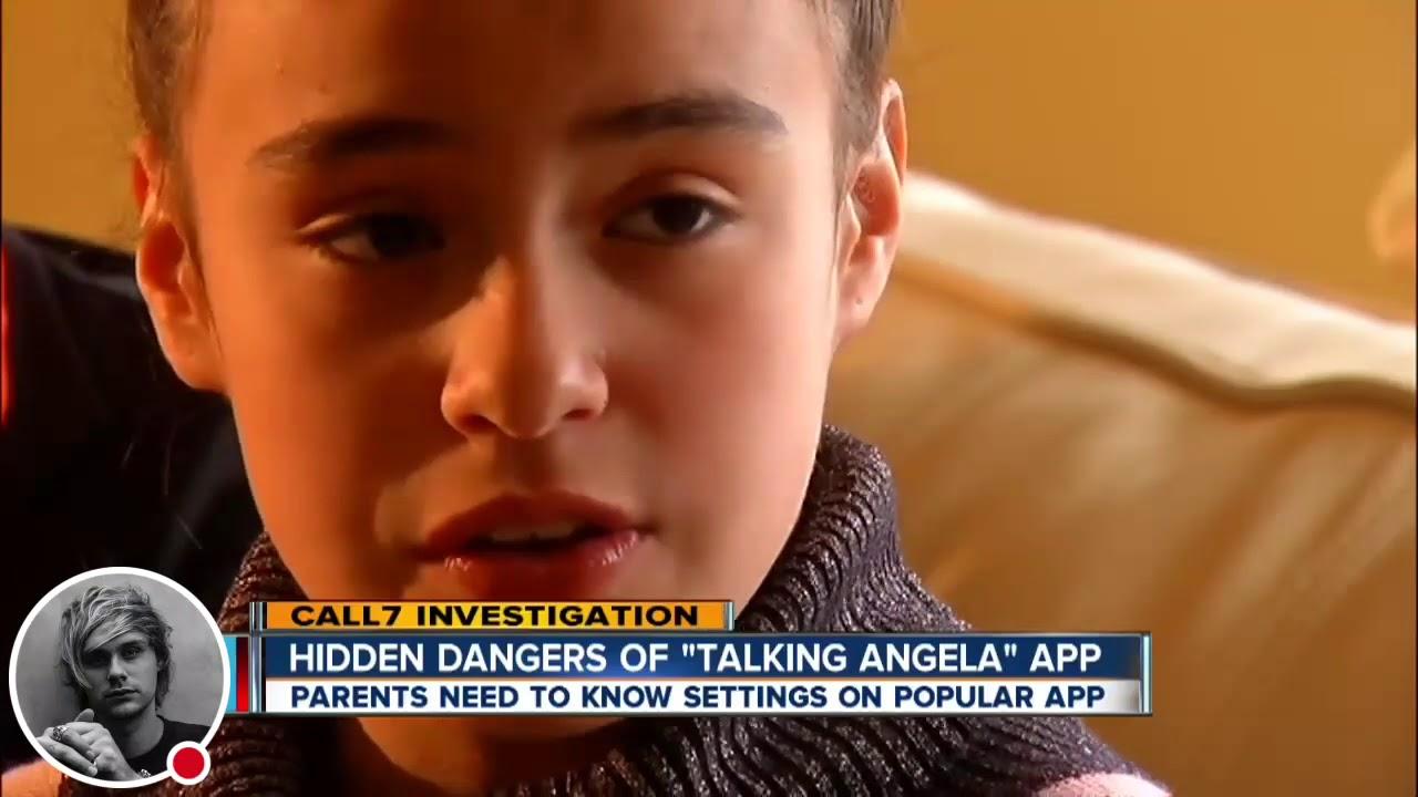 proIsrael: Talking Angela App Dangerous