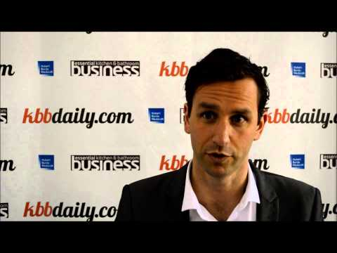 KBBDaily interview with Toby Griffin of Cambabest at kbb LDN 2013