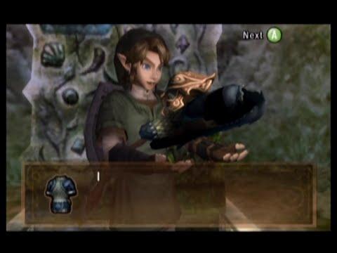 Legend of Zelda: Twilight Princess (Part 11): Getting the Zora Armor