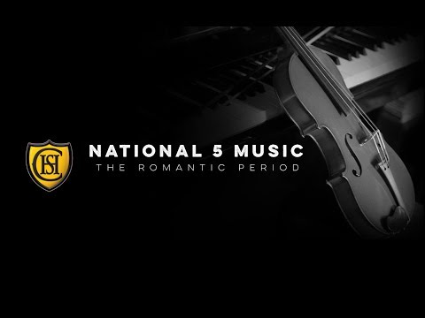 National 5 Music: THE ROMANTIC PERIOD