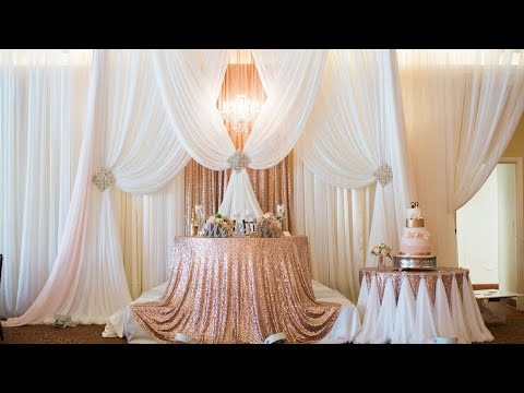 GLAM BACKDROP AND MY BIGGEST EVENT PLANNING MISTAKES