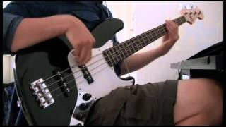 Squier Affinity Jazz Bass - sound test