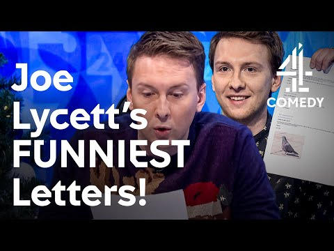Download The BEST Joe Lycett Emails   8 Out Of 10 Cats Does Countdown
