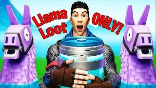 LLAMA loot only