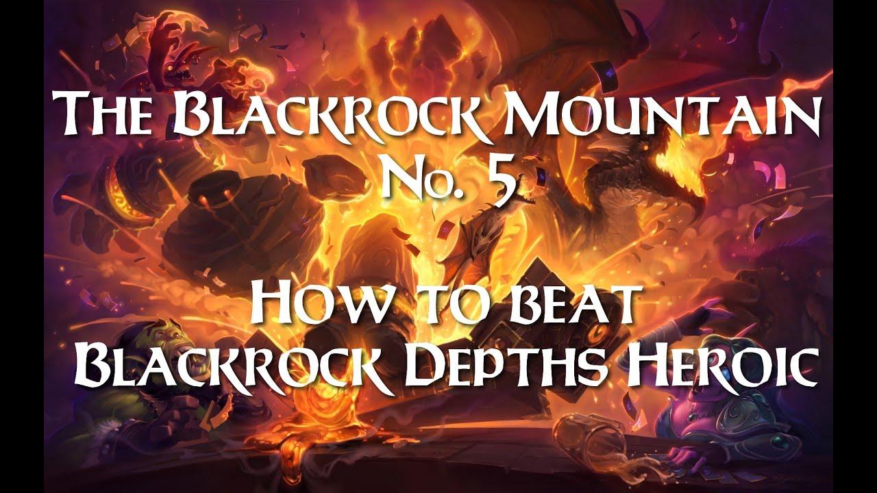 how to get to blackrock depths