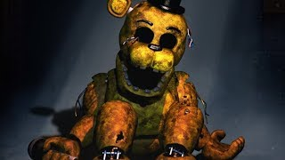 EASTER EGG uri in FNAF Ultimate Custom NIGHT