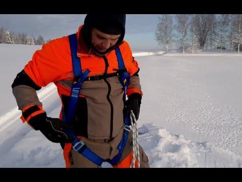 Как заработать деньги в Финляндии зимой / Влог / Ремонт