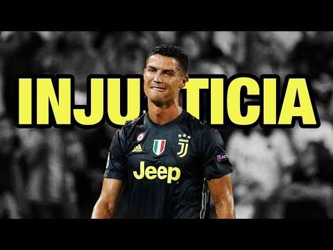 CONFIRMADO: Cristiano Ronaldo sufre persecución en España - CR7 injusta expulsión con la Juventus